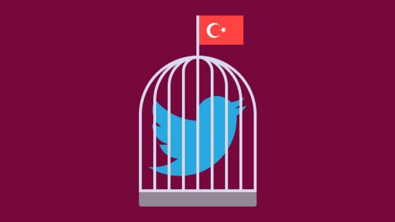 Almost all social media turned off in Turkey