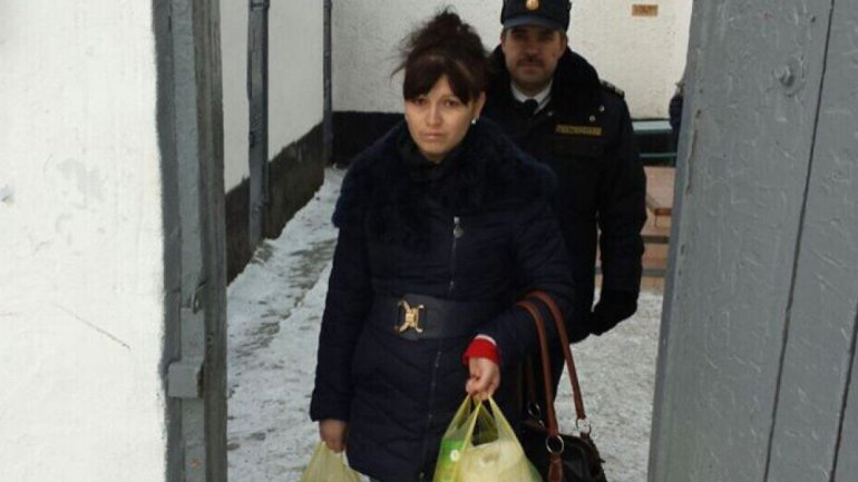 Court of Appeal has suspended imprisonment of Victoria Pruteanu