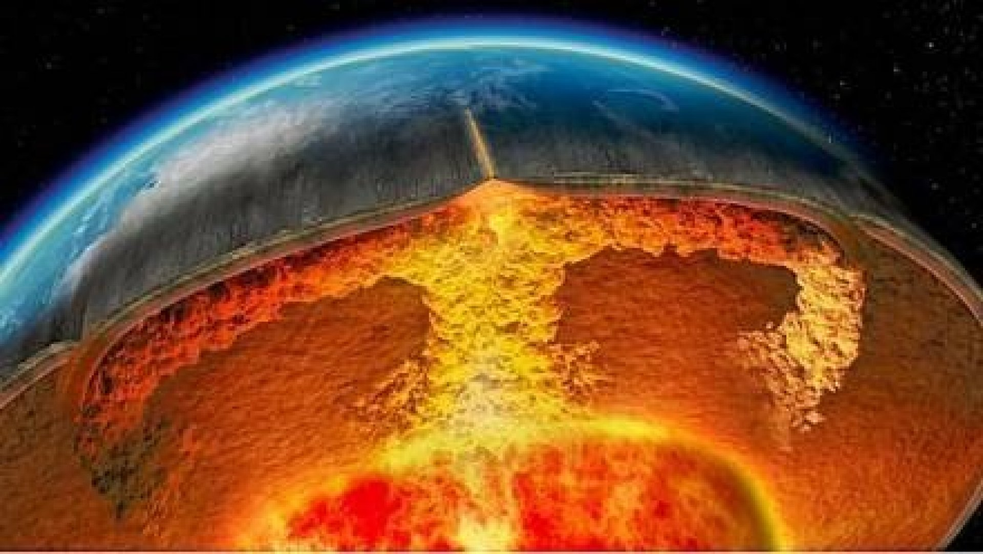 Worrying  Mantle Of Earth Cools Quicker Than Expected