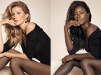 Black model re-created world's top campaigns as call for more diversity