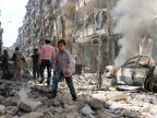 Aleppo battle: Hopes rise for evacuation of rebel-held area