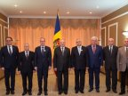 Moldovan president confers state awards