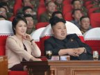 Kim Jong Un's wife makes first public appearance in months