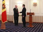 Nicolae Timofti signs decree on appointment of Eduard Harunjen as General Prosecutor