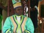 Ugandan king Charles Mumbere charged with terrorism