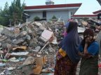 Search for survivors continues after Indonesia earthquake