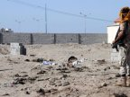Yemen suicide bomb kills at least 30 soldiers in payday queue