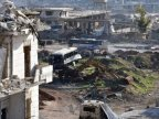 Hundreds leave Aleppo as evacuations resume