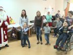 Edelweiss Foundation organizes Christmas party for Republican Children Rehabilitation Centre