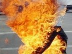 AWFUL! Man from Transnistrian region sets himself ablaze in courtroom