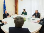 Prime Minister Pavel Filip praised Gazprom's decision to extend contract for natural gas supply