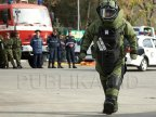Suspect package found in Chisinau centre startles rescuers and police