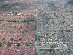 Drone captures shocking photos of inequality in Mexico's biggest city (PHOTO)