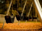 Moldovans champions in vandalism: Steal children's swings and destroy new garbage platforms
