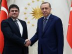 Recep Erdogan: Turkey is interested in extension of bilateral relations with Moldova