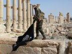 U.S. air strikes annihilate tanks and air defenses near Palmyra in Syria