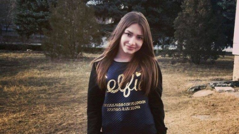 Straseni murder case: Relatives and friends came to say last goodbye to Cristina Parhomenco
