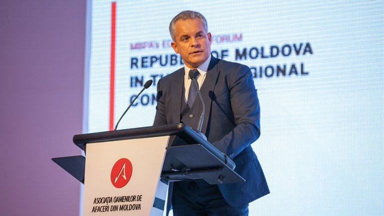 Who is Vlad Plahotniuc, new president of Democratic Party