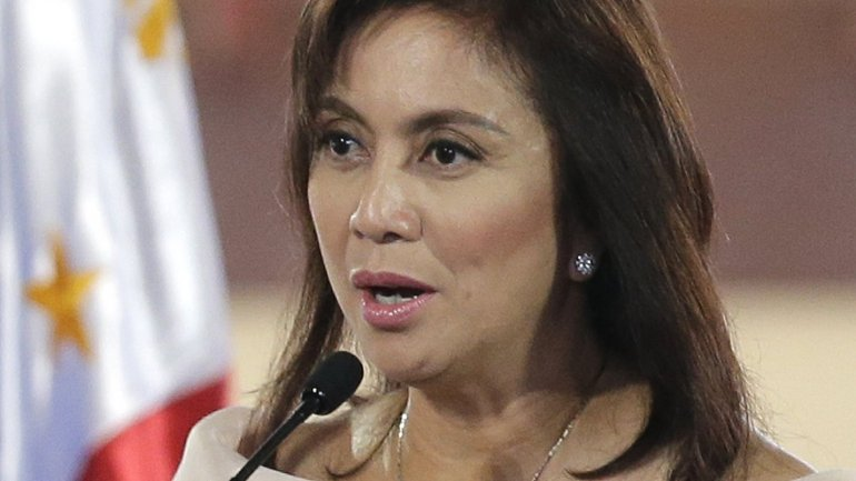 Philippines vice-president resigns from cabinet position