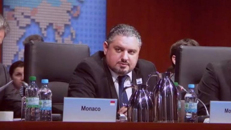 Moldovan foreign minister gives speech at OSCE Ministerial Council meeting