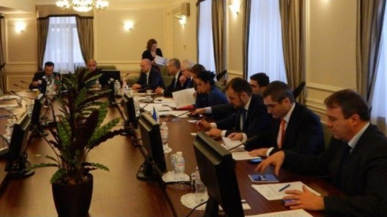 Moldovan foreign vice minister participates at National Coordinators' Council of regional organization