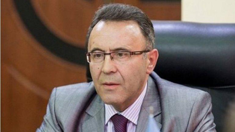 Moldovan deputy premier for reintegration meets Ukrainian ambassador