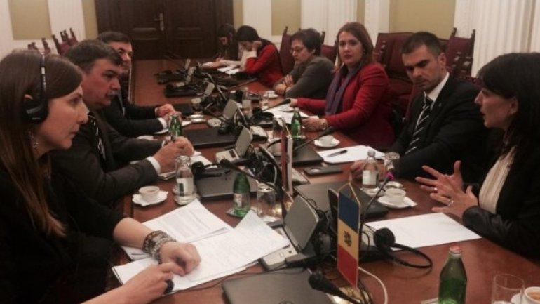Moldovan-Serbian political consultations held in Belgrade