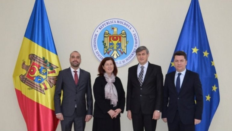 Chisinau hosts Moldovan-Canadian consultations for first time ever