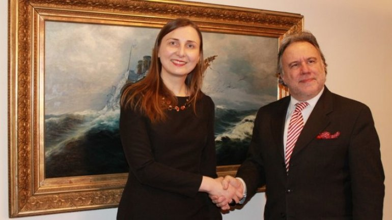 Moldovan-Greek political consultations held in Athens