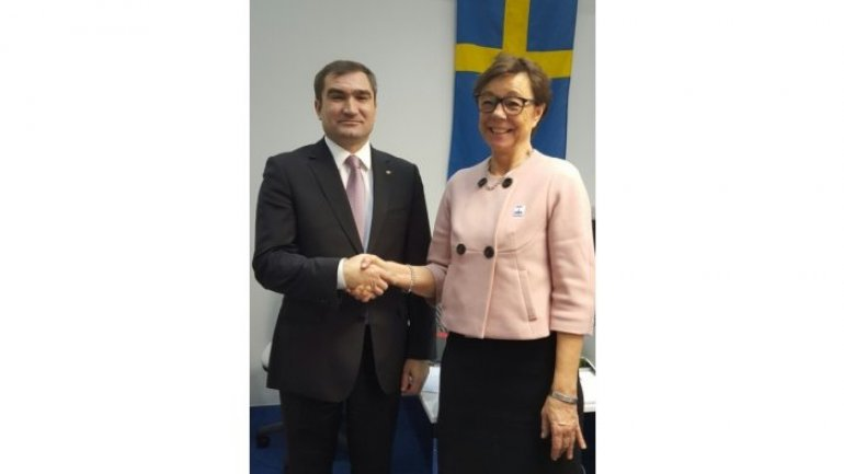 Sweden to further support Moldova's European integration