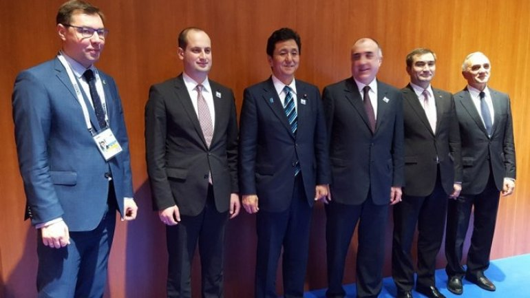 Moldovan deputy foreign minister attends Ministerial Meeting in GUAM+Japan format
