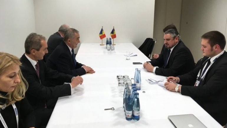 Moldovan, Romanian officials approach economic relations