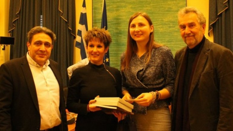 Moldovan, Greek officials discuss bilateral relations