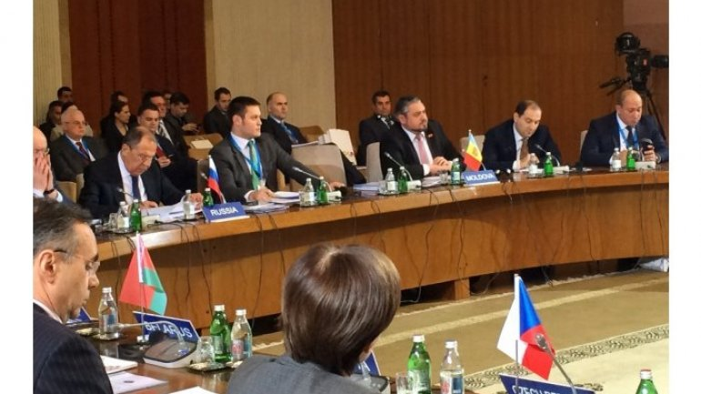 Moldovan foreign minister attends meeting of BSEC Council of ministers in Belgrade
