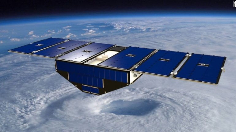 NASA to launch tiny satellites to measure hurricane winds (VIDEO)