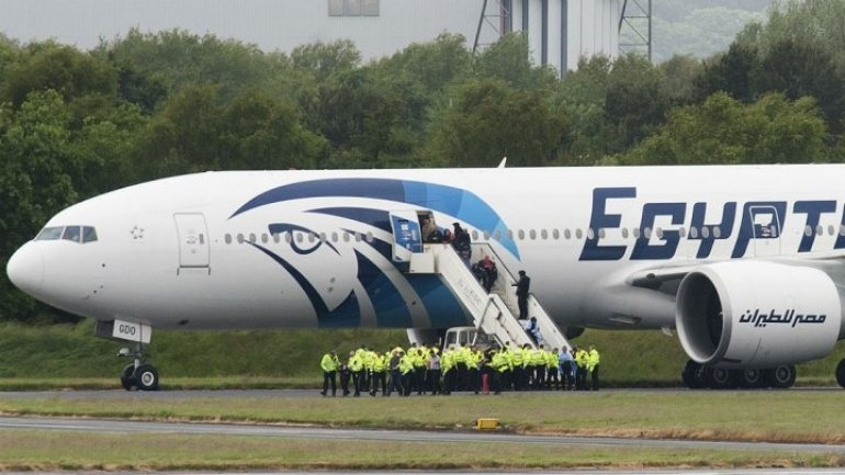 Egypt to hand over EgyptAir crash victims' remains