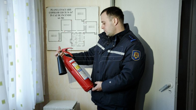 Violations of fire security systems detected in educational institutions (PHOTOREPORT)