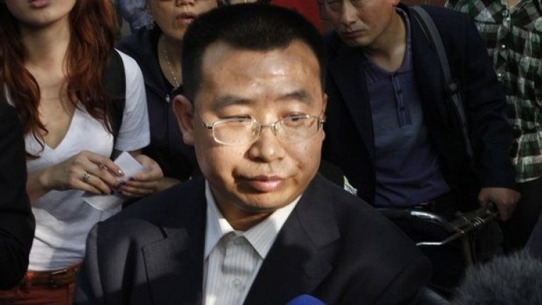 China police confirm detention of human rights lawyer Jiang Tianyong