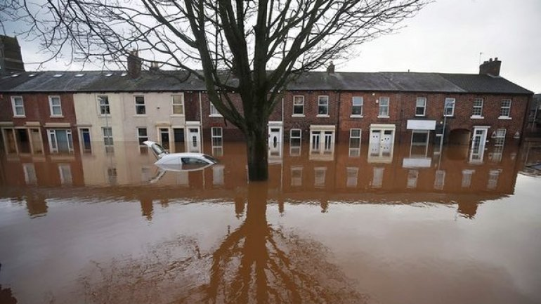 Climate change threatens ability of insurers to manage risk