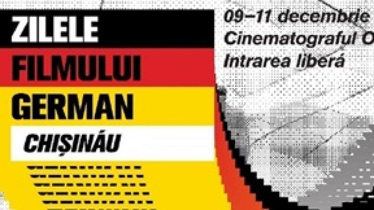 German Film Festival starts in Chisinau