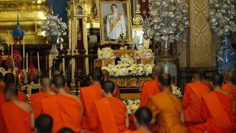 Thai crown prince Vajiralongkorn succeeds to throne