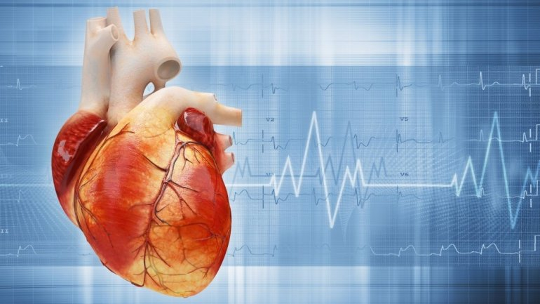 New method to assess options for patients with heart-disease brought in Moldova