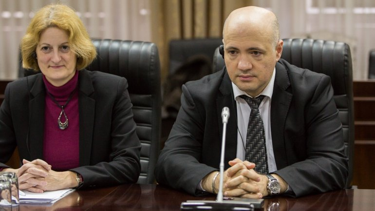 Moldovan PM advocates predictability, clear-cut rules for business environment (PHOTO)