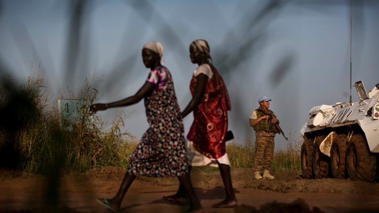 United Nations: Situation in South Sudan similar to eve of Rwandan genocide