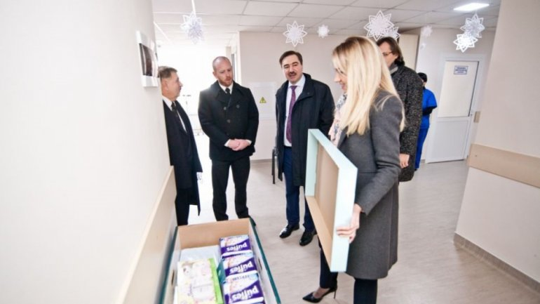 Institute of Mother and Child to be modernized after partnership between US hospital and Edelweiss Foundation (PHOTO)