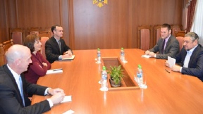 Moldova's foreign minister meets High US Department of State Official