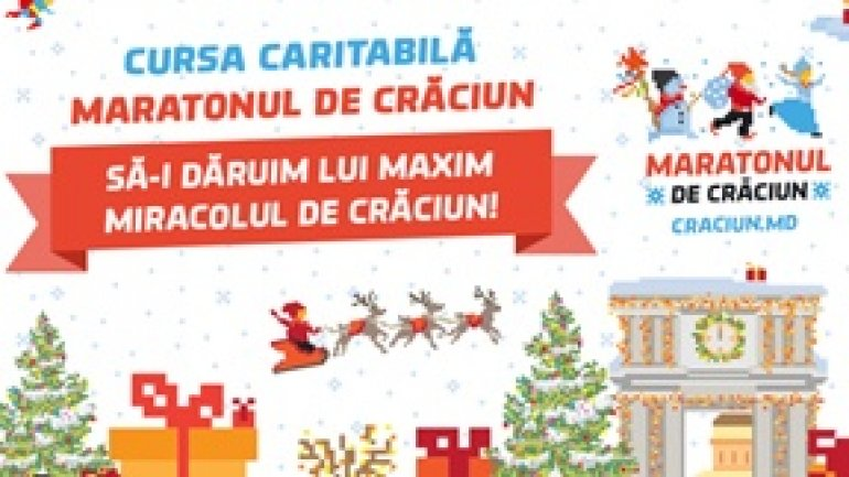 Christmas run to be held in Chisinau