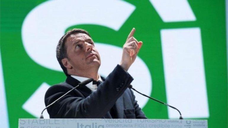 Italy referendum: PM Renzi's future in balance