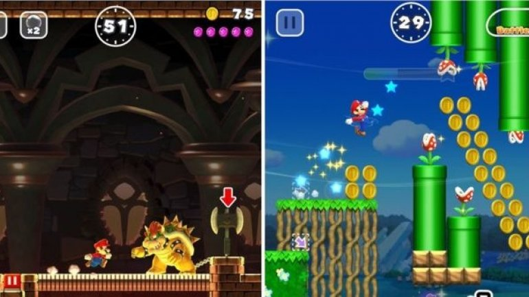 Nintendo to launch Super Mario Run on iPhone and iPad