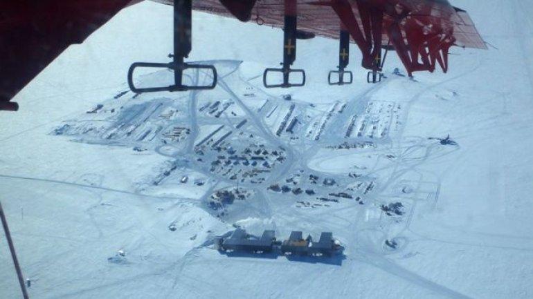 "Antarctic ""pole of ignorance"" finally addressed"